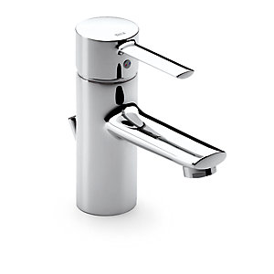 Roca Targa Monoblock Basin Mixer Tap with Pop Up Waste 5A3060C00
