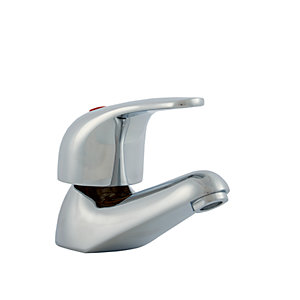 iflo Barcelona Basin Taps Chrome (Pair)