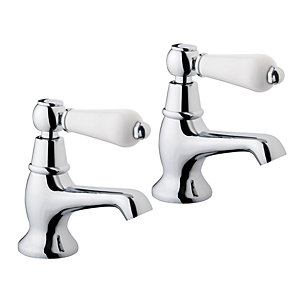 iflo Torno Basin Pillar Taps