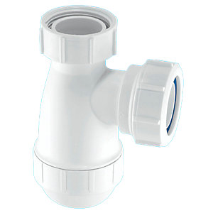 McAlpine E10 Seal Bottle Trap 32mm x 38mm