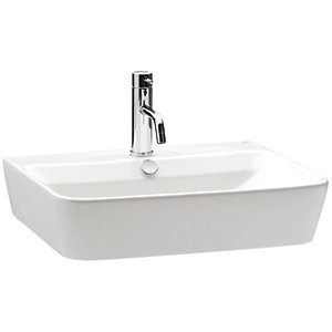 iflo Capra Basin White 600mm x 450mm