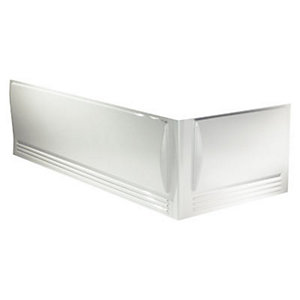 Twyford Omnifit 1500 Bath Panel White PP2175WH