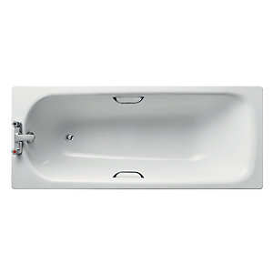 Armitage Shanks Sandringham 21 Bath White 1500 x 700mm Bath Only E028601