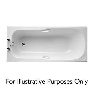 Ideal Standard Studio Bath White 1700mm x 700mm E411401