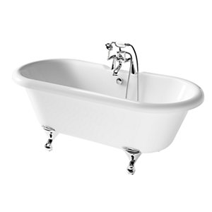 iflo Herita Free/S Bath 1685 x 745mm 2TH