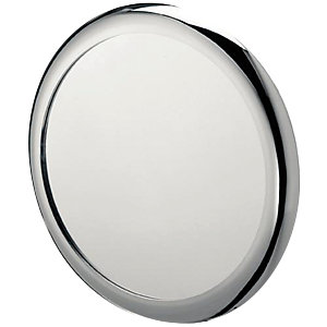 iflo Ascot Bathroom Mirror Chrome 180mm