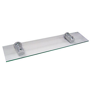 iflo Henley Glass Shelf Clear