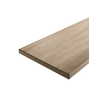 Iflo Worktop Laminate Oak 2m x 385mm x 28mm Oak
