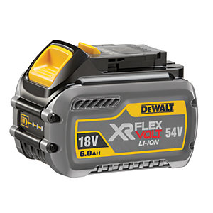 DeWalt 18/54V XR FLEXVOLT 6.0/2.0Ah Battery  DCB546-XJ