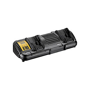 DeWalt XR FLEXVOLT Dual Port Charger DCB132