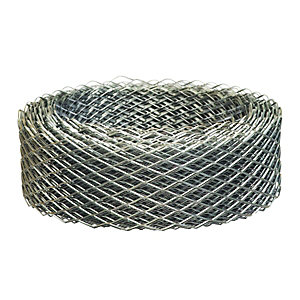 Expamet 768-20 Expanded Stainless Steel Mesh Coil 65mm x 20m