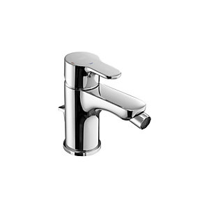 Roca L20 Bidet Mixer and Pop Up Waste 5A6009C00