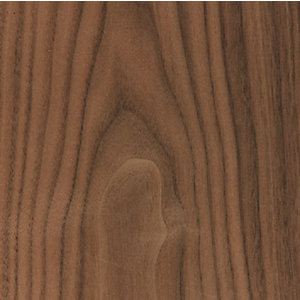 Black Walnut Veneer MDF Board 2440mm x 1220m