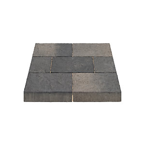 Marshalls Drivesett Coppice 240mm x 160mm Pennant Blend