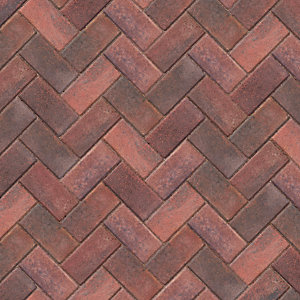 Marshalls Keyblok Concrete Block Paving Brindle 200mm x 100mm x 60mm