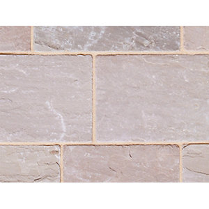 Natural Paving Fossestone Forest Mixed Pack 8.5m²