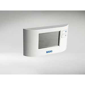 Baxi Single Channel Wired Programmable Thermostat