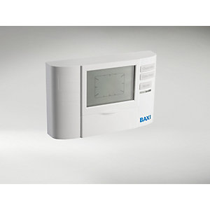 Baxi Single Channel Wired Timer