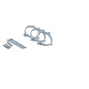 Vaillant 20104559 Flue Support Clip 100mm Pack 5