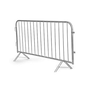 Hire- Lw Level Ped Crowd Barrier 071083