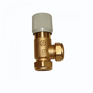 Altecnic 519002 Ecopass Differential Bi-Pass Valve 22mm