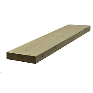 C24 Kiln Dried Regularised Sawn Timber 47mm x 200mm