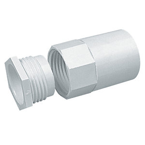 Marshall Tufflex Female Thread Conduit Adaptor 20mm