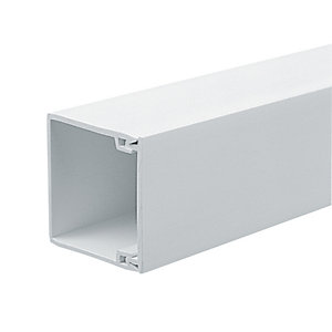 Marshall-Tufflex Mini Trunking White 38mm x 38mm x 3000mm