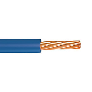 Single Core Low Smoke Zero Halogen Conduit 10.0mm 6491B Blue 100m