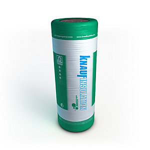 Knauf Earthwool Frametherm Roll 35 140mm x (2 x 570mm) x 3.9m (4.45m²/pack)
