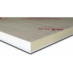 Celotex PL3000 12.5mm Thermal Laminate Insulation Board 1200mm x 2400mm 0.023W/mK