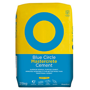 Blue Circle Mastercrete Grey Cement 25kg