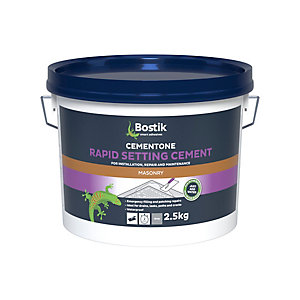 Cementone Rapid Set Cement 2.5kg
