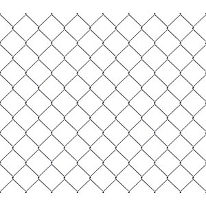 Galvanised Chainlink Fence 900mm x 25m