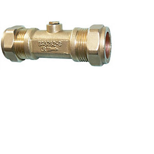 28mm Double Check Valve DZR