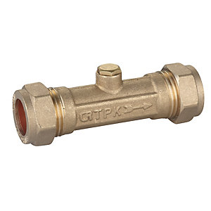Double Check Valve Dzr 22mm