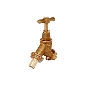 Hose Union Bib Tap Double Check Valve 1/2in