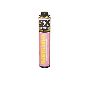 Siroflex Fire Retardant Gun Foam 700ml