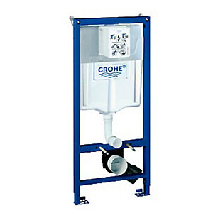 Grohe Rapid Sl 1.2 M Wall Hung Toilet Frame 38528001