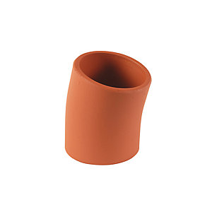 Hepworth SuperSleve 150 Bend Plain Ended 150mm x 15 Degree SB4/2