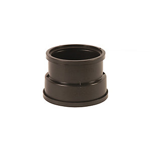 Hepworth SuperSleve HouseDrain 100mm Adaptor Coupling To HepSleve SA3/1