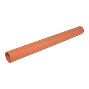 Hepworth SuperSleve HouseDrain Pipe 100mm x 1600mm SP1