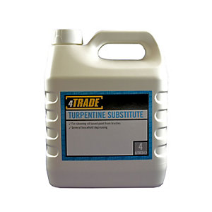 4Trade Turpentine Substitute For General Houshold Cleaning 4L