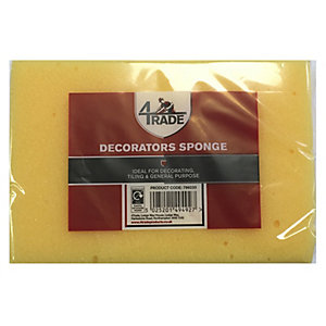 4Trade Decorators sponge - General Purpose Synthetic