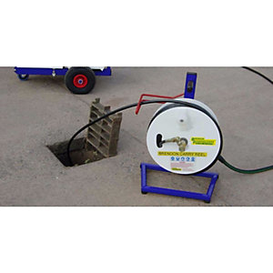 Power Jet/Drain Reel 110V
