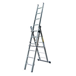 Lyte Professional Combination Ladder 6 Rung