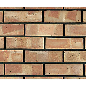 London Brick Company Facing Brick Commons - Pack of 390