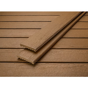 UPM ProFi Lifecycle S1 Decking Board Bridle 4m