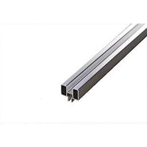 UPM ProFi Large Aluminium Support Rail 45 mm x 64 mm x 4000 mm