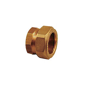 Compression Stop End Fitting 22mm